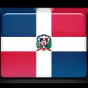 Dominican Republic Flag-128