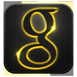 Google Neon Glow Icon Download Neon Glow Social Media Icons Iconspedia