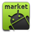 Marketalt green icon
