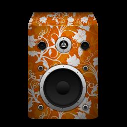 Speaker Flower