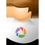 User web 2.0 picasa icon