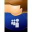 User web 2.0 myspace icon