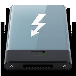 HDD Graphite Thunderbolt W