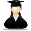 Graduate female-128