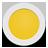 Yellow Circle-48