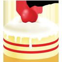 Big Ice Cream Cake