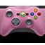 Pink Xbox Joystick icon