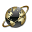 InternetExplorer Gold Icon