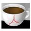 Coffee Acrobat Icon
