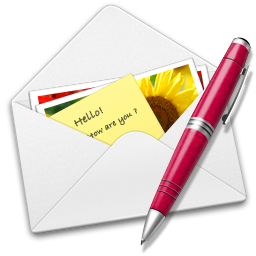 Letter pen