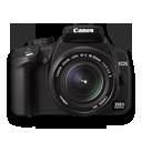 Canon EOS 350D Black