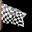 Checkered flag-64