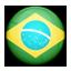 Flag of Brazil icon