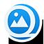 Round Quickpic icon