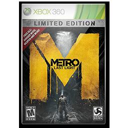 Metro Last Light Xbox