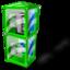 Telephone box-64