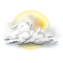 Mostly Cloudy-128