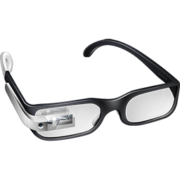 Google Glasses prototype
