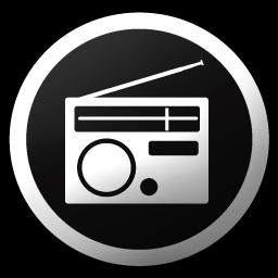 FM radio Icon | Download MetroDroid icons | IconsPedia