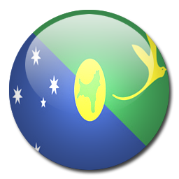 Christmas Island Flag.Christmas Island Flag Icon Download Rounded World Flags
