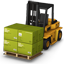 Stacker Truck icon