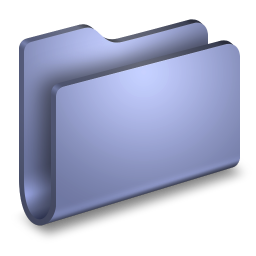 Generic Blue Folder