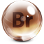 Adobe Bridge Glass Icon