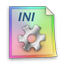 Ini files Icon