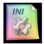 Ini files icon