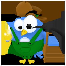 Twitter Golddigger