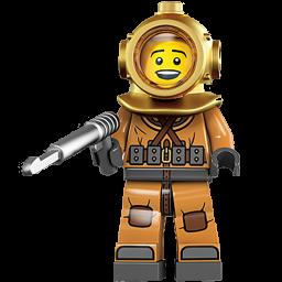 Lego Diver