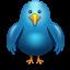 Twitter bird-64