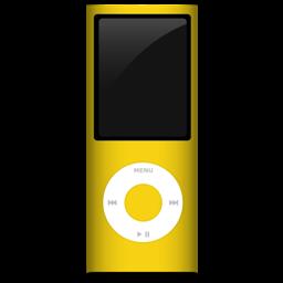 iPod Nano Yellow