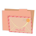 Carton folder mail-128