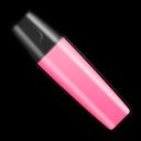 Marker Stabilo Pink Shut-128