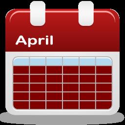 Calendar Selection Month