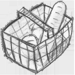 Basket full