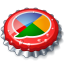 Google Buzz cap icon