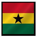 Ghana Flag-128