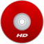 HD Red icon