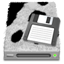Generic floppy drive icon