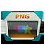 PNG Revolution Icon