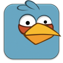Angry Birds Blue-128