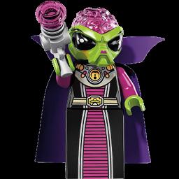 Lego Alien Lord