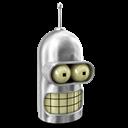 Bender Shiny Metal-128