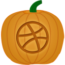 Dribbble Pumpkin-128