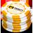 Yellow Casino Chips-48