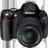 Nikon D40 icon pack