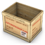 Wood Box Opened icon