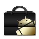 Gold Android Market-128